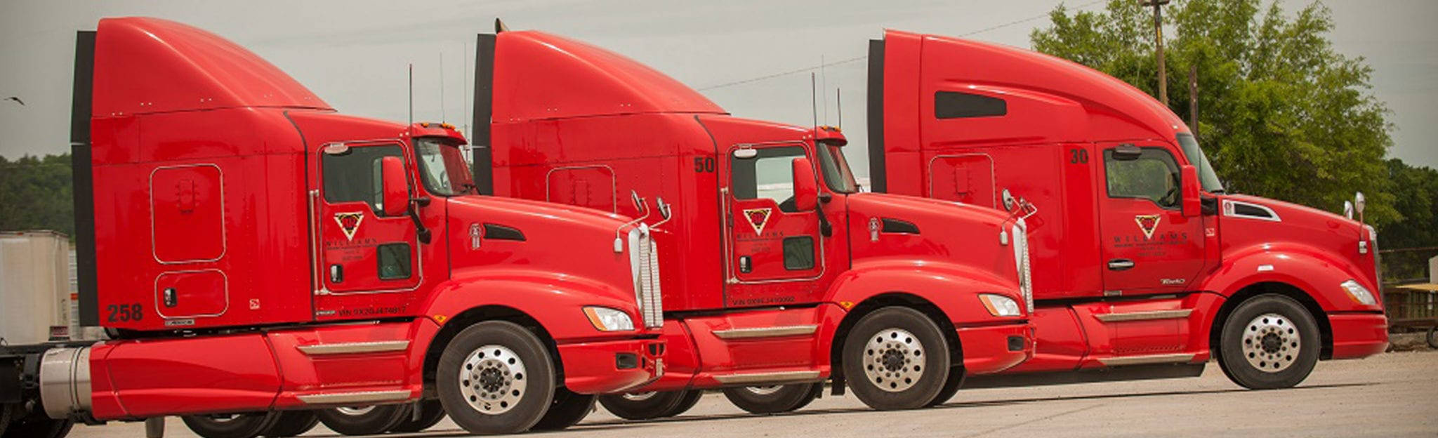 BR Williams Logistics Services