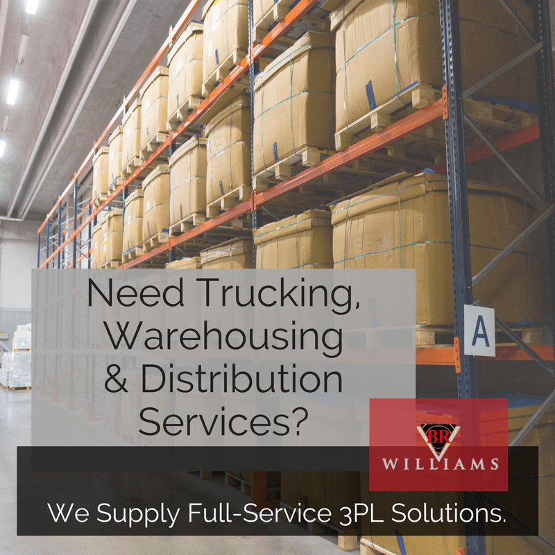 Need Trucking Warehousing & Distribution Services