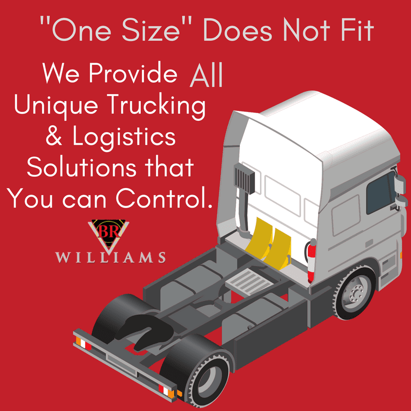 One Size Does Not Fit All Trucking