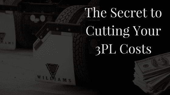 The Secret to Cutting Your 3PL Costs