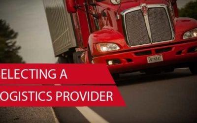 How to Choose a Logistics Provider (Top 5 Factors)