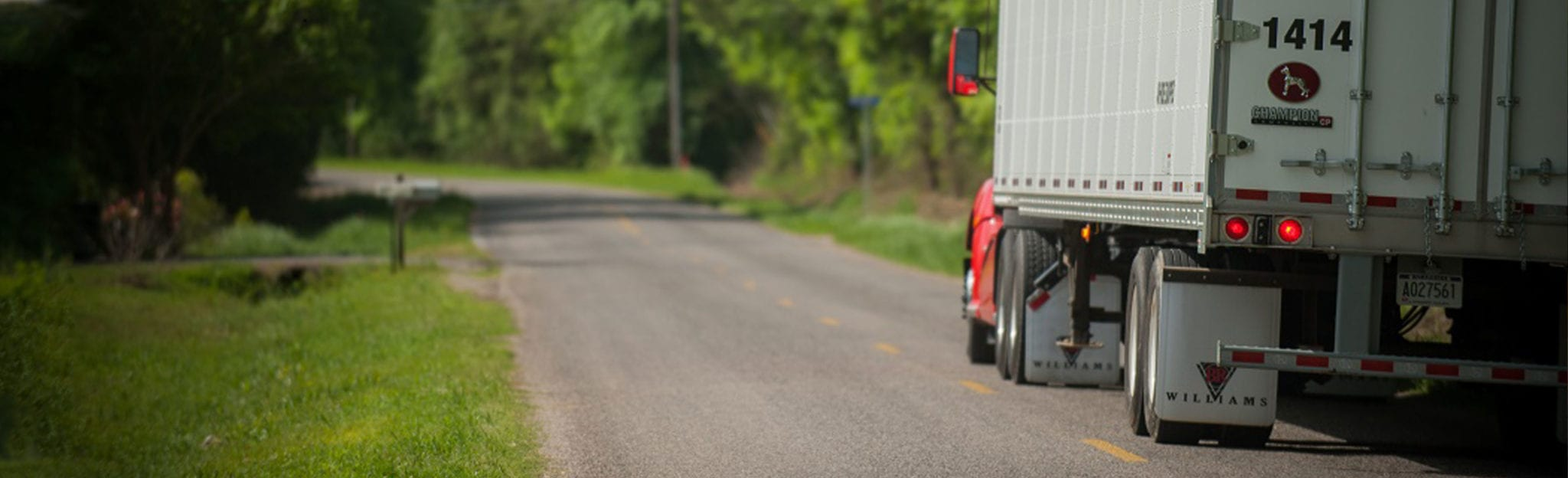 BR Williams Trucking Company - Freight Transportation Services