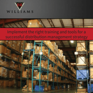 Implement the right training and tools for a successful distribution management strategy