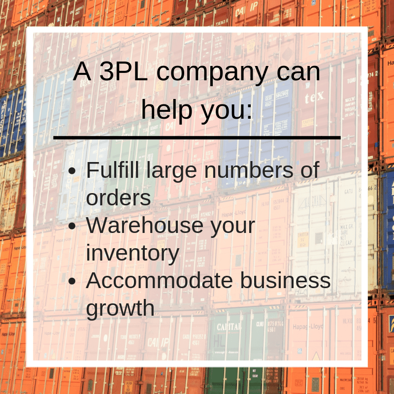 What is a 3PL Company SQ