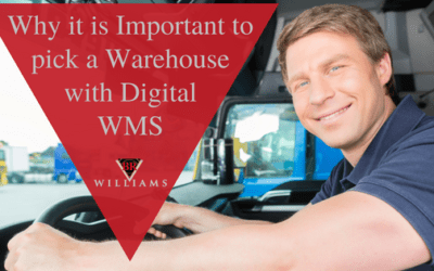 Where's My Inventory? 7 Benefits of Choosing a Warehouse with a Digital Warehouse Management System