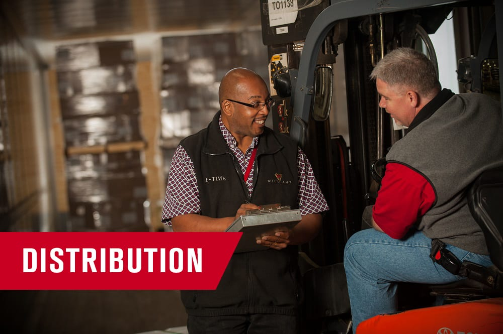 Distribution Management & Warehousing Services in Eastaboga, Alabama